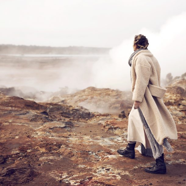 Shearling Coats – Winter is in the air!