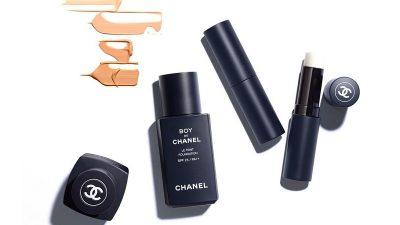 Boy de Chanel – Ο οίκος Chanel λανσάρει μακιγιάζ για άνδρες!