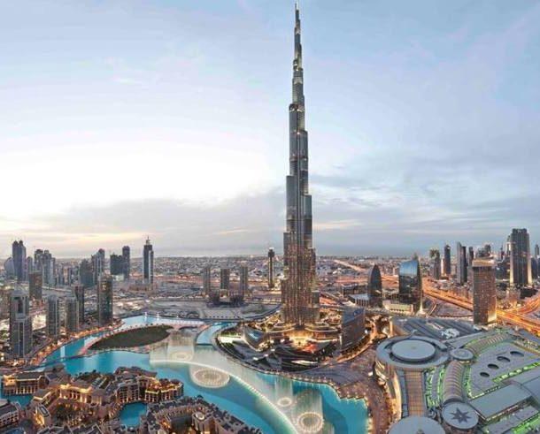 Armani Hotel – Dubai!