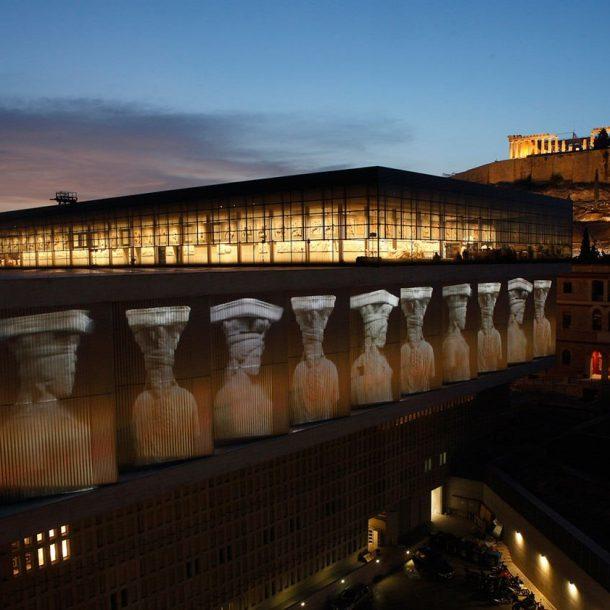 Το Μουσείο της Ακρόπολης στα 10 καλύτερα του κόσμου!