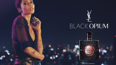 Zoe Kravitz – The New Black Opium!