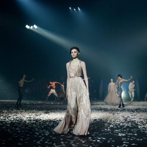 O οίκος Dior ανακαλύπτει την ατμοσφαιρική Pina Bausch  – Dior S/S 2019!
