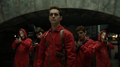 Netflix –  La Casa de Papel – Φθινόπωρο παρέα με τις καλύτερες σειρές!