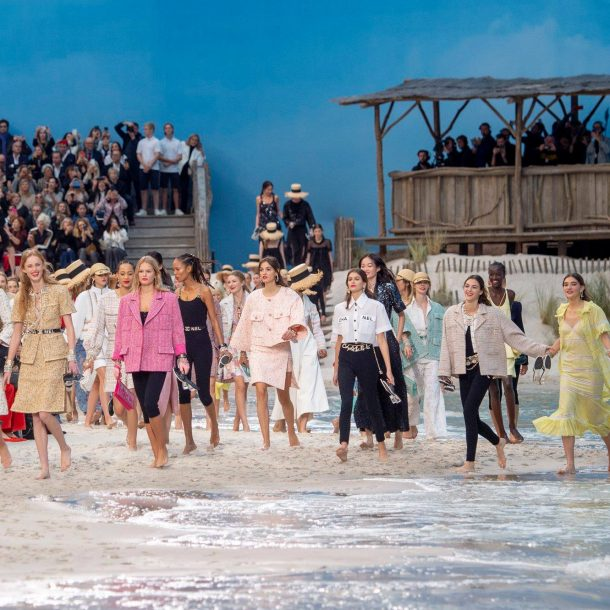 Chanel By The Sea SS 2019 – Beach Vibes only!