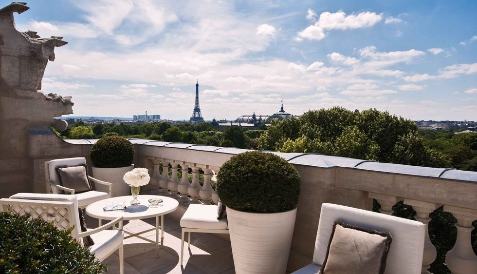 Karl Lagerfeld – Paris! Decorating is not a look. It's a point of view!