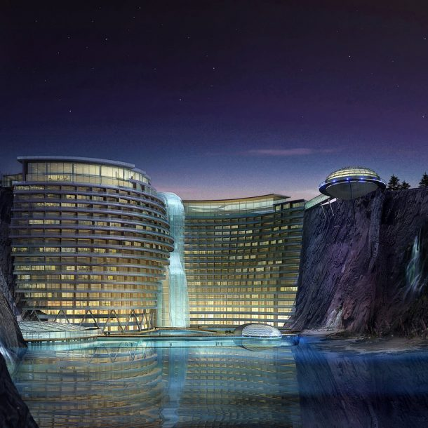 InterContinental Shanghai Wonderland  – Με θέα έναν άλλο κόσμο…!