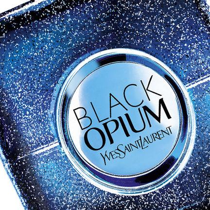 Message on a bottle – Black Opium Eau de Parfum Intense YSL!