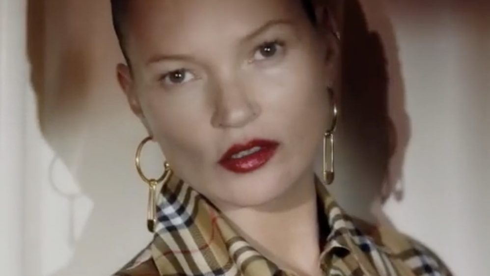 Burberry – The Punk Makeover by Vivienne Westwood!