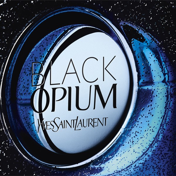 Message on a bottle – Black Opium Eau de Parfum Intense YSL!