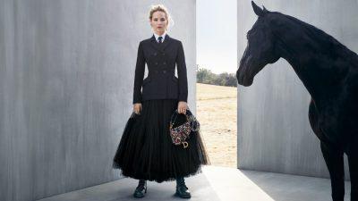 Dior Saddle Bag!