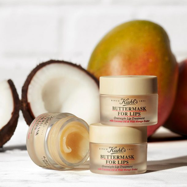 Kiehl's – Buttery Smooth Lips morning to night!