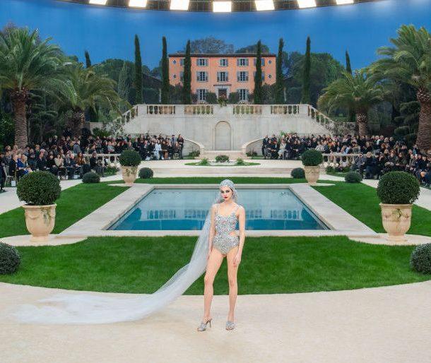 Chanel Haute Couture SS2019 – La Vigie…!