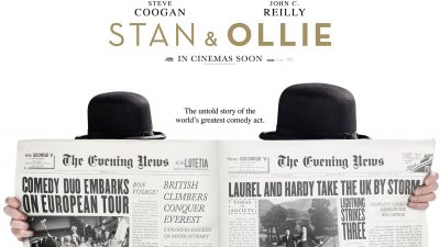 """Stan & Ollie  "" – The Legendary Comedy Duo…"