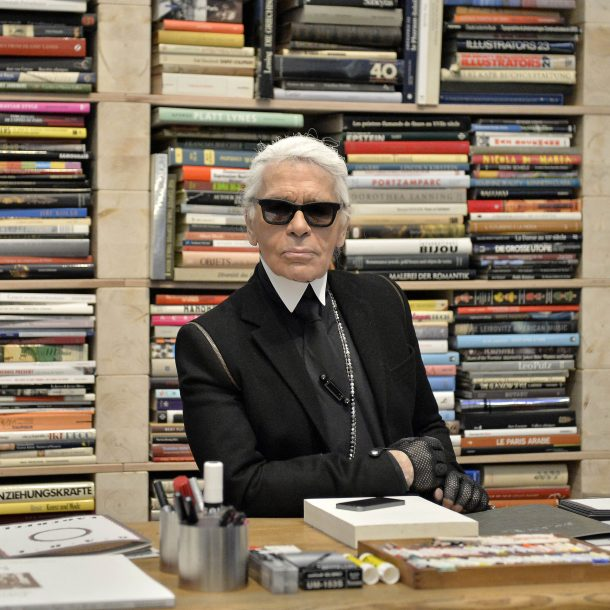 The World According to Karl – In Memory of Karl Lagerfeld…