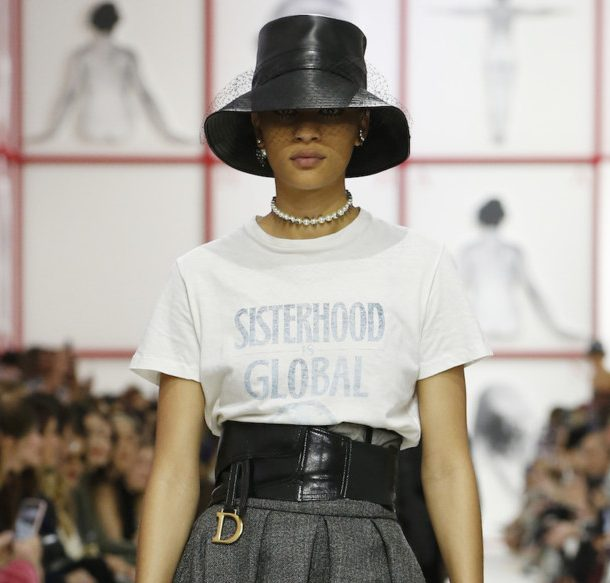 Dior F/W2019 – 2020 – Maria Grazia Chiuri shows her British Gang!