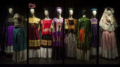 Frida Khalo – Η εμφάνιση μπορεί να εξαπατά….
