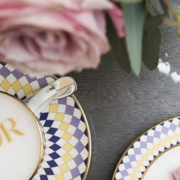 """The Berkeley"" – Dior Theme Tea Time!"