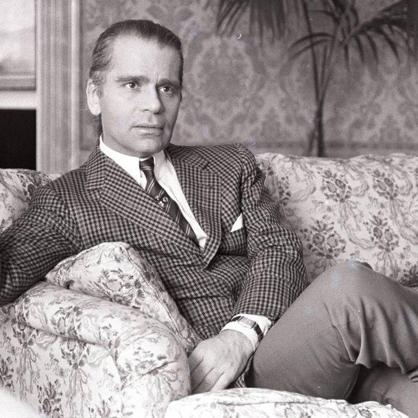 Monsieur Karl Otto Lagerfeld –  The creative genius …