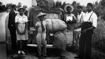"""The Negro Travelers' Green Book"""