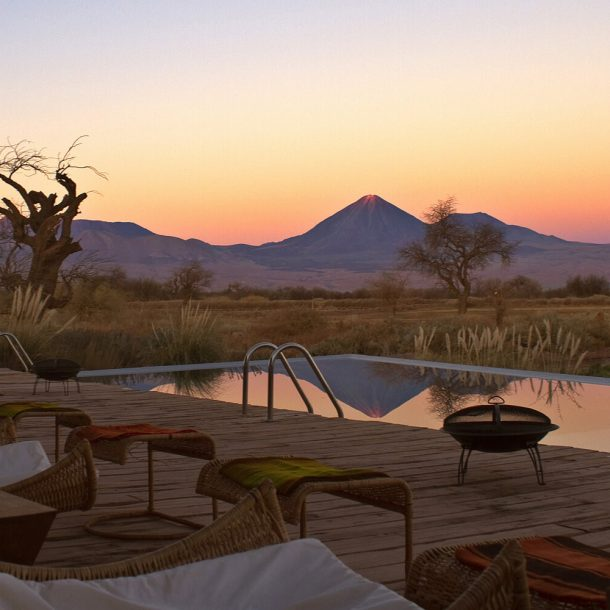 Chile's Alto Atacama  – The Desert Lodge!