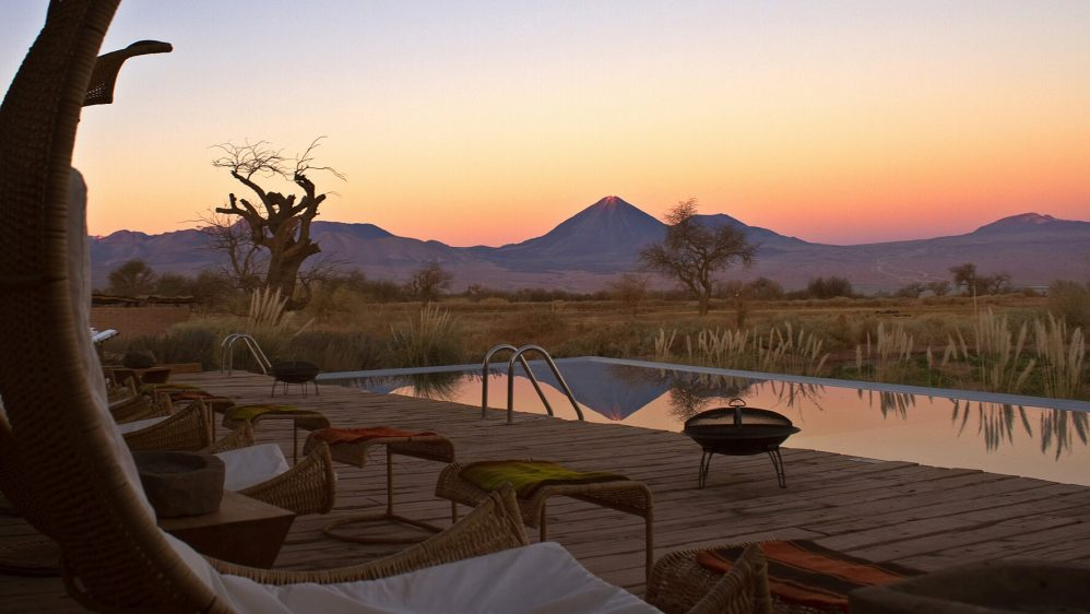 Chile's Alto Atacama  – The Desert Lodge!
