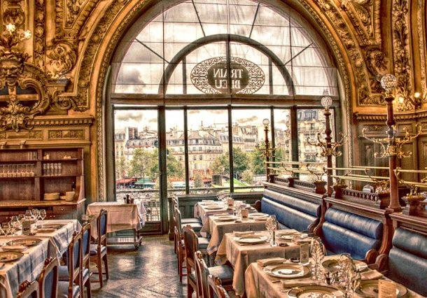 Παρίσι – Le Train Bleu…A taste of a good life!