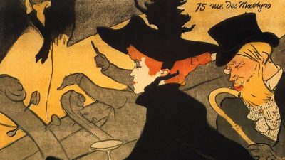 """Toulouse-Lautrec and the Spirit of Montmartre""στη Μαδρίτη!"