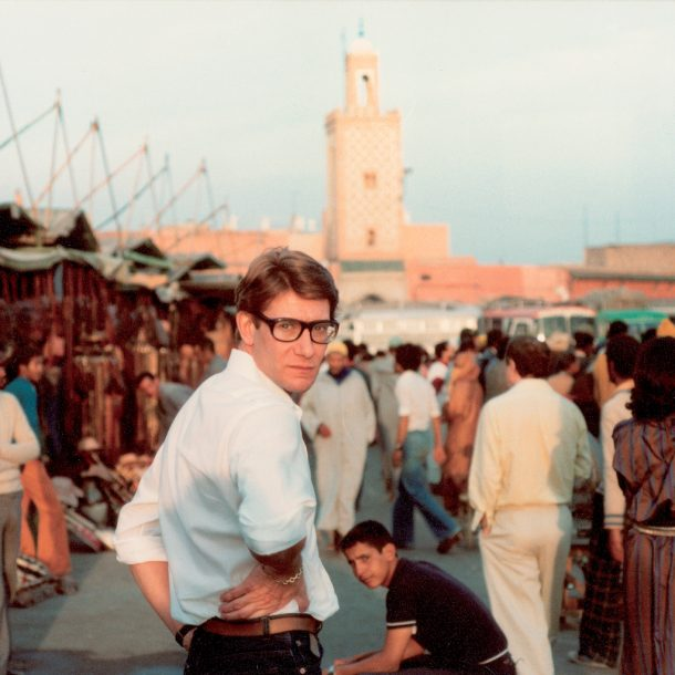 The City Secret – Yves Saint Laurent in Marrakech!