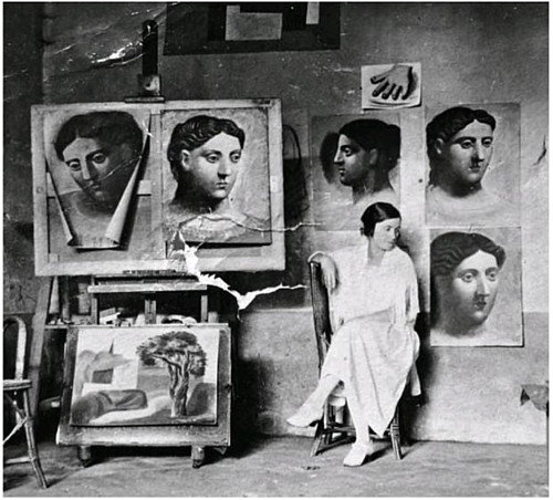 The woman behind Picasso – Olga Khokhlova-Picasso