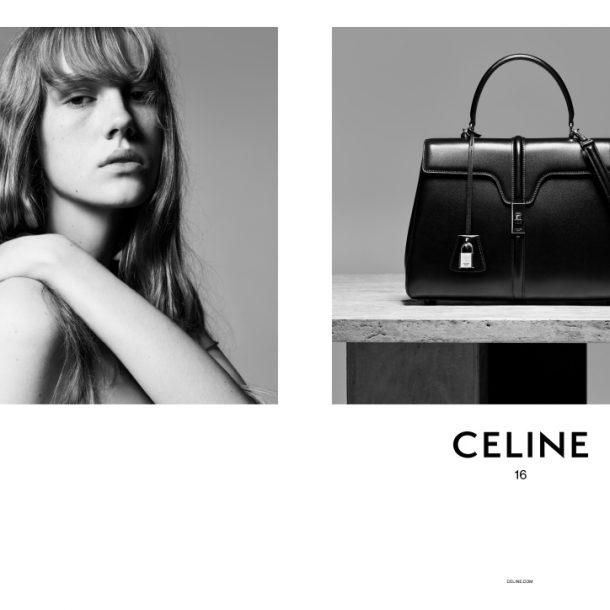 """Most Wanted Bag – """"16"""" The Retro Appeal by Celine!"""