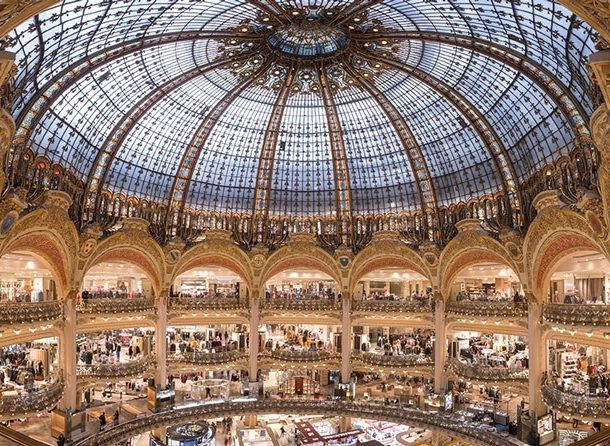 Galeries Lafayette – H μεταμόρφωση της λιανικής αγοράς!