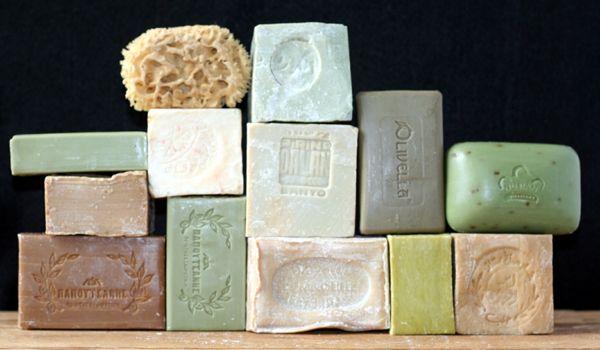 Πράσινο σαπούνι και νερό!