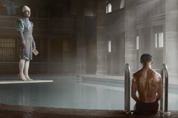 Erwin Olaf – One-still cinema Photographer!