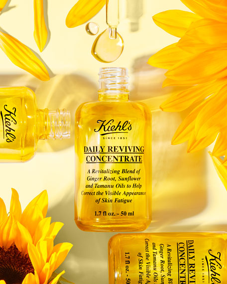 Look Great – Kiehl's Daily Reviving Concentrate!