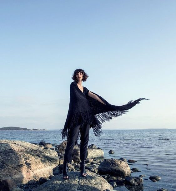 New York – Beyond The Fringes  – Batic Modern Chic!