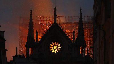 """Notre Dame de Paris 1163 – 2019…..Τα όμορφα κτήρια """"όμορφα"""" καίγονται…"""