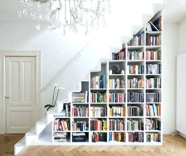 A House That Has A Library Has A Soul!