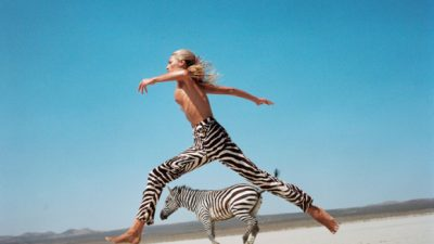 Animal Magnetism – Stepping out with style!