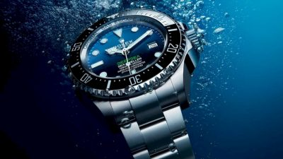 The luxury of freedom – It's Time for Rolex!