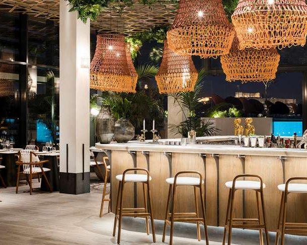 The Grand Hyatt Athens – Tο νέο εστιατόριο Grand by Interni!