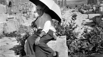 "O Γιώργος Σεφέρης… για τον Ν.Καζαντζάκη…""Είναι ανυπόφορα αναίσθητος…"""