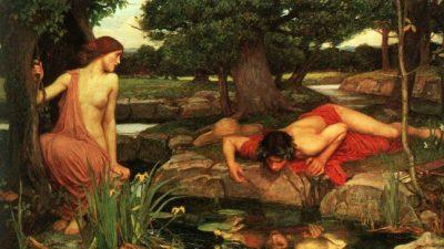 Ηχώ και Νάρκισσος(Δημήτρης Χορν-Έλλη Λαμπέτη) – Το πιο ψυχρό ζευγάρι της μυθολογίας!