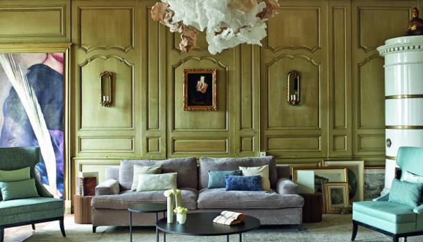 Το Κάστρο του βραβευμένου interior designer Jorge Canete!