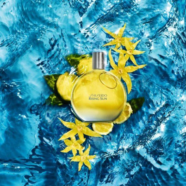 Shiseido – Rising Sun…άρωμα καλοκαιριού!