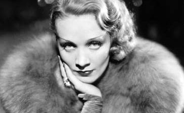 "The truth is a great style must be androgynous – ""I am at heart a Gentleman."" Marlene Dietrich"