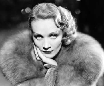 """The truth is a great style must be androgynous – """"I am at heart a Gentleman."""" Marlene Dietrich"""