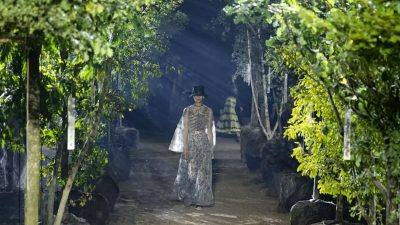 Dior Άνοιξη/Καλοκαίρι 2020 – Time spent amongst trees is never time wasted!