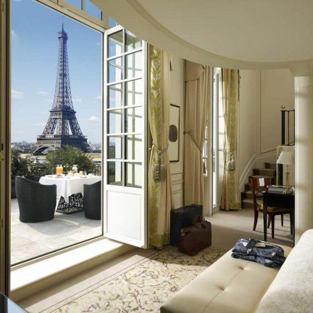 Paris Sangri-La Hotel – Στο παλάτι του Βοναπάρτη!