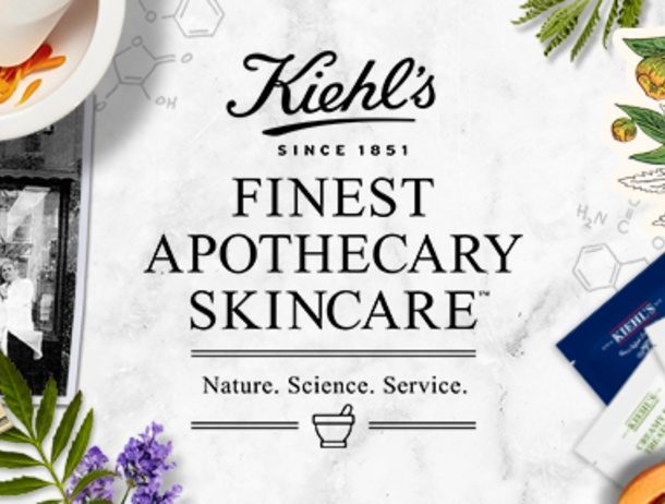Kiehl's – Believe in the Magic of Christmas!