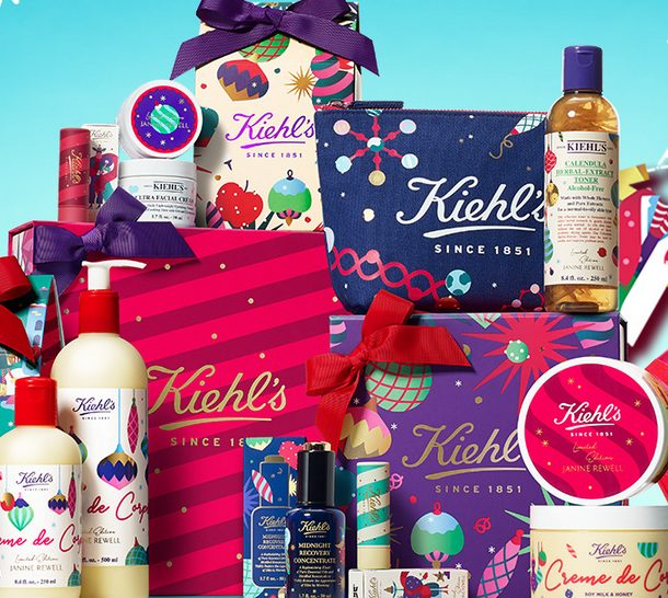 Kiehl's Limited Beauty – Christmas is Coming!